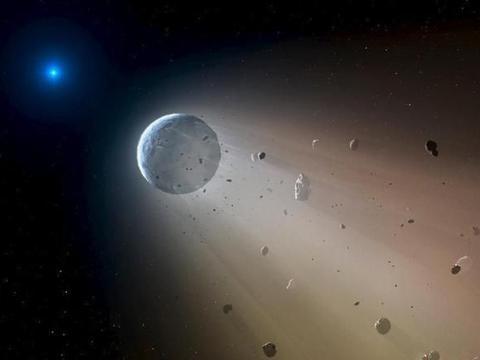 白矮星是恒星的终点?内部温度比恒星还高,原因实在离奇!