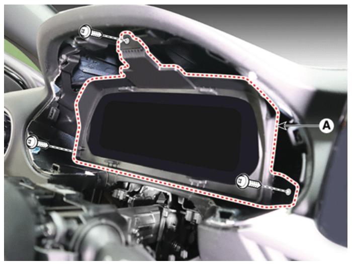 换装最新LOGO 配全液晶仪表盘 新款起亚K3局部外观内饰曝光
