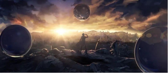 1800光年外出现科幻世界,和刘慈欣描述一致
