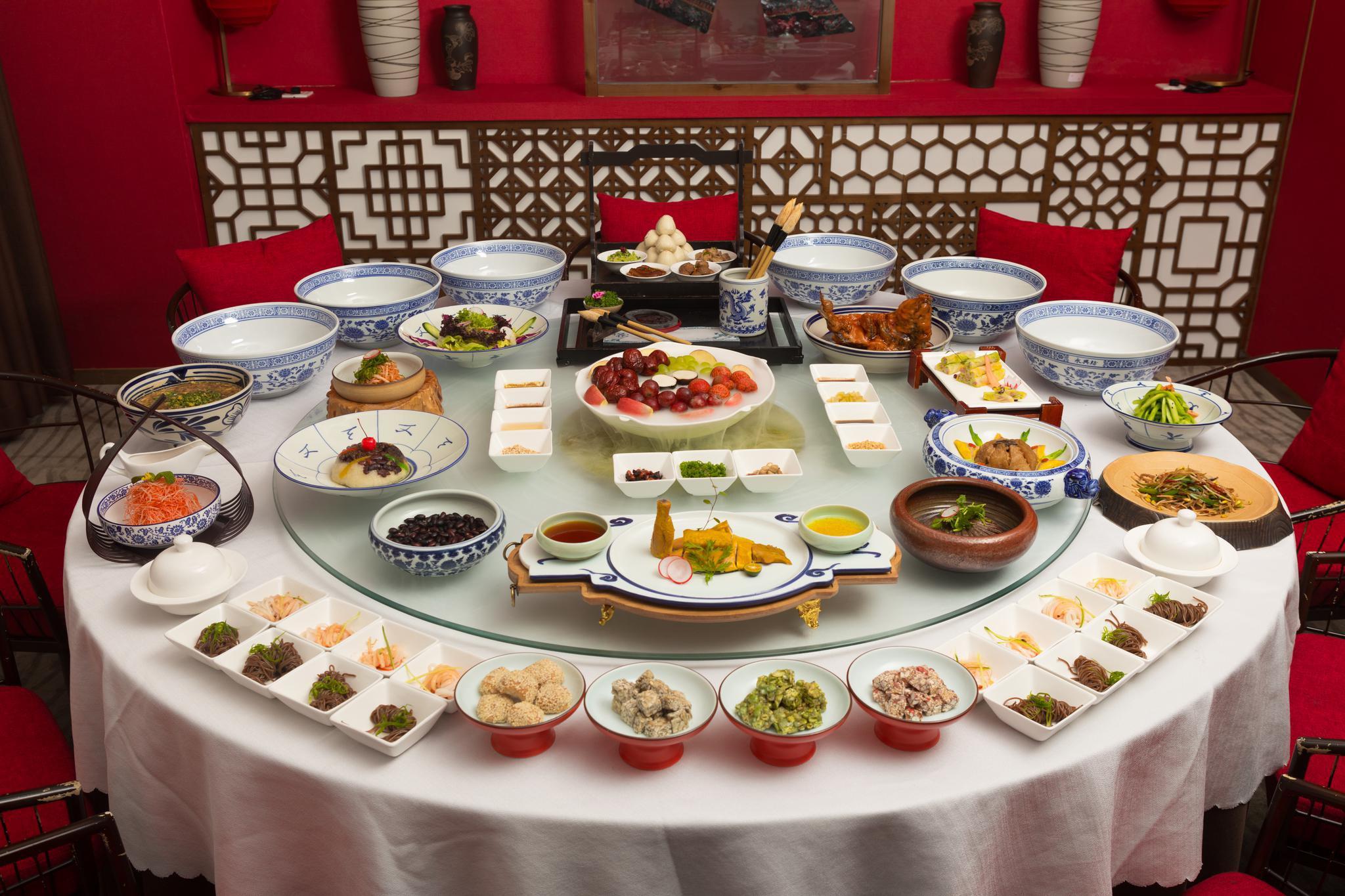 中国故事 昔日宫廷帝王宴,今朝民间百姓餐——陕菜越千年