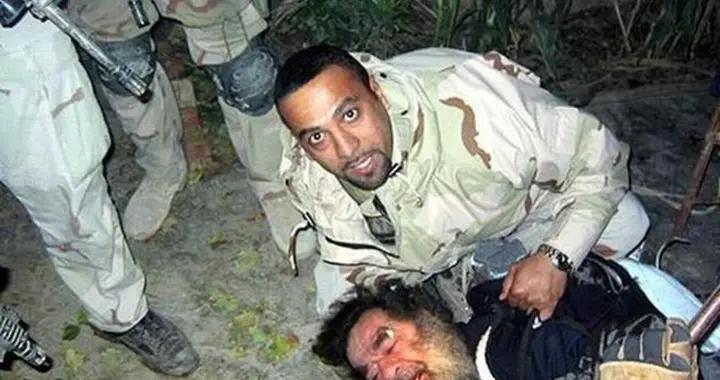 萨达姆8个月的凄凉逃亡之路:2003年4月9日联军占领巴格达