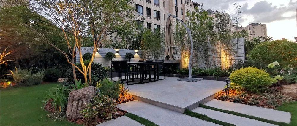 园集奖优秀作品   走近这个300m²花园,感受繁华都市中的小确幸~