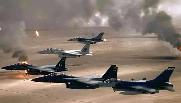 海湾战争中,伊拉克惨败到什么程度呢?