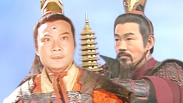 李靖肉身成圣能待在天庭,杨戬战功显赫为何却留在人间?