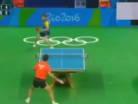 刘国梁喊张继科:别睡了,我们打奥运呢!张继科:我去拿冠军