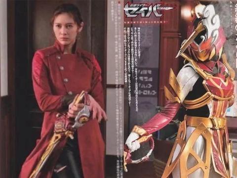 假面骑士Sabela:三位一体的女骑,待遇还是上不去啊
