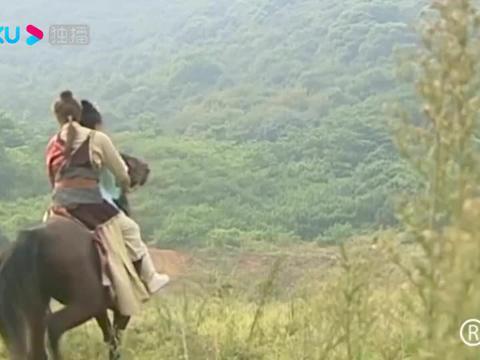 大唐双龙传:寇仲清早带千金骑马,怎料被公主初恋目睹,麻烦了!