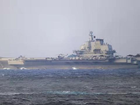 美集结盟友不断在中国周边挑衅,真以为辽宁舰不敢开火?