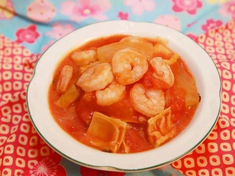 教你营养美味的番茄炒冬瓜,解馋下饭超好吃,上桌一盘都不够吃