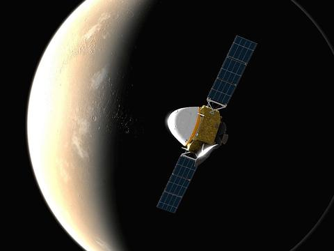 """美国恳求交换""""火星探测器轨道星历数据"""",中国会同意吗?"""