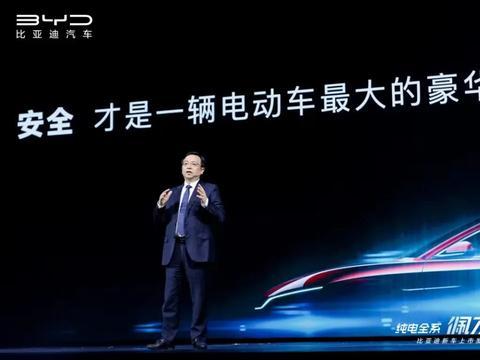 """王传福""""佩刀""""出征,比亚迪宣布全系搭载刀片电池"""