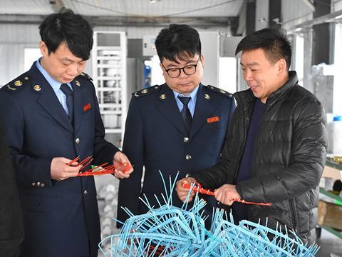 文安县税务局深入企业送政策解难题