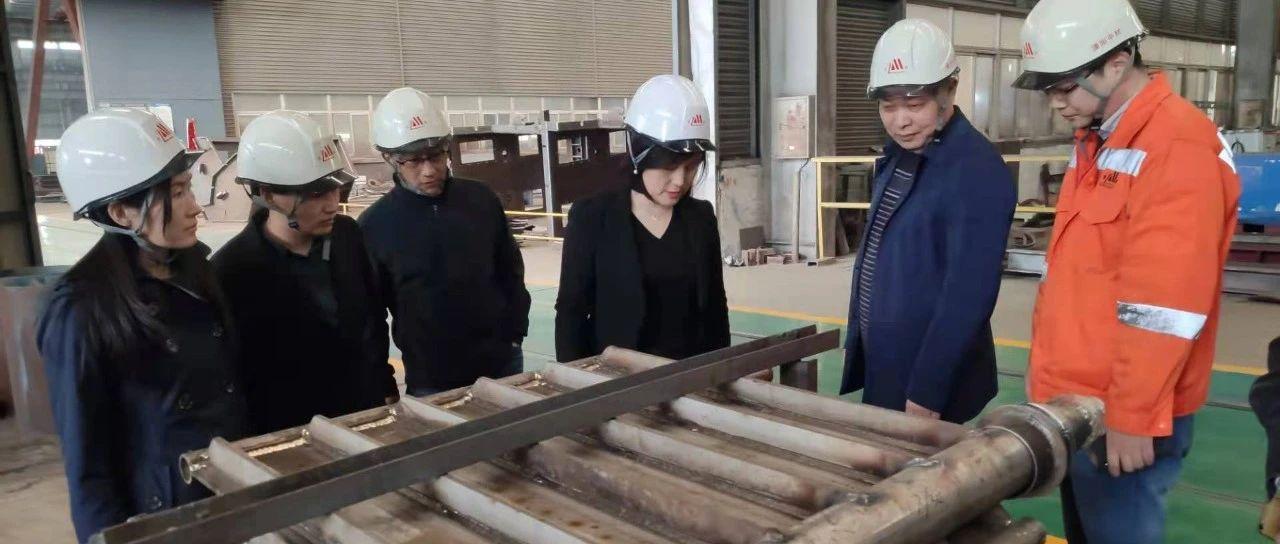 精耕细作 开拓传统水泥机械新领域——中国建材机械工业协会调研水泥机械企业侧记