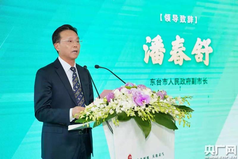 打造全国有影响的生态旅游标杆 东台黄海森林亮相上海