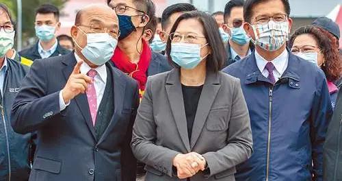 苏贞昌任内110次行政部门会议从未讨论台铁改革 被要求下台谢罪