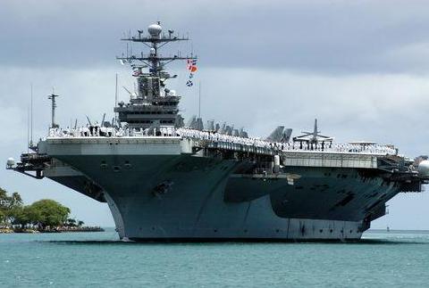 击毁一艘尼米兹级航母及编队有多难?