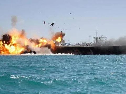 两颗原子弹能不能击沉一艘航母?