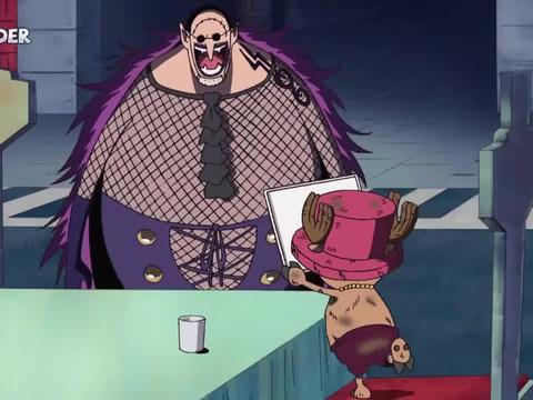 海贼王:乔巴的可爱只值100贝利!
