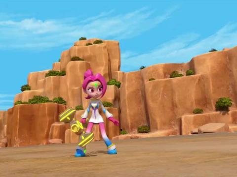 百兽总动员: 拉凯娜公主被当作为叛徒