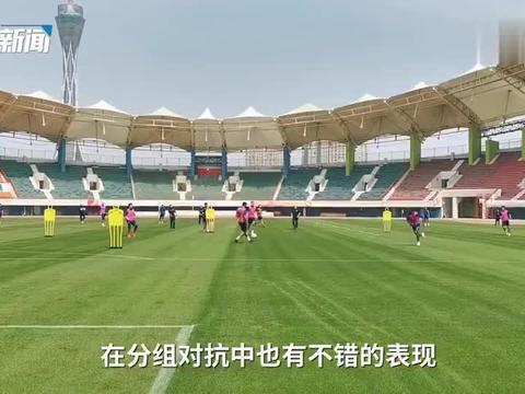 探班河南嵩山龙门首堂公开训练,新外援图雷亮相