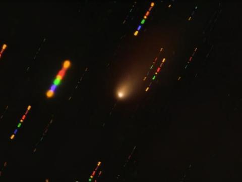 彗星到来的那一夜,我们发现了什么?