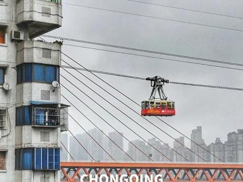 没在重庆迷过路,怎么算来过?