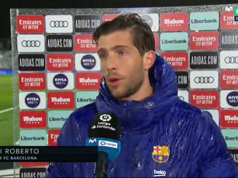 罗贝托:接下来我们必须先做好自身,门迪那球至少得看眼VAR
