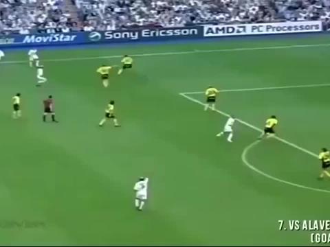 罗纳尔多当年的这个进球还有人记得吗,我从未见过如此射门方式!