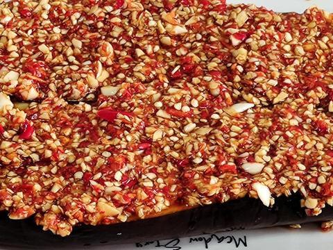 蒜蓉茄子简单又好吃的做法,不烤不炸,蒜香浓郁,看着就有食欲