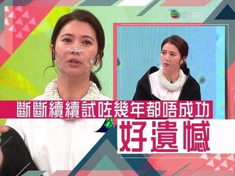 """49岁袁咏仪太拼,为生二胎多次人工受孕,失败后自责""""是我的错"""""""