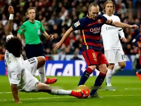 伊涅斯塔十大魔法瞬间!他在哪踢球都是球队的绝对核心