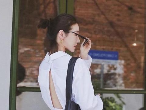 衬衣蝴蝶结怎么打,几个简单的小思路,让你美得不寻常