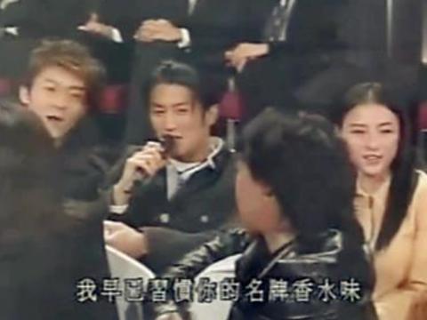 20年前,谢霆锋和王菲的误会和一时冲动
