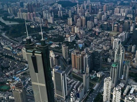 深圳房地产:中国硅谷的房价与香港的房价相比如何