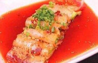 美食推荐:一品香辣黄牛掌、一品黄瓜花、豆芽肉丝炒粉条制作方法