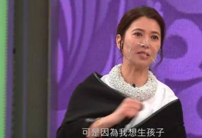 袁咏仪自曝曾为生二胎尝试人工受孕,屡次失败让自己遗憾跟自责