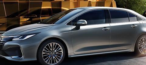 对标速腾等,售14.28万起,标配主动安全系统,一汽丰田新车上市
