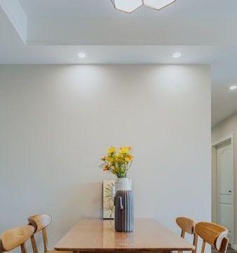 90平米3居室,不奢华却圈粉无数,客厅非常舒服,太幸福了