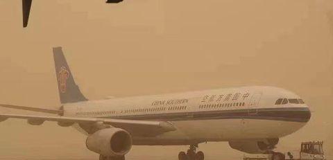 沙尘暴天气飞机能按时起飞吗?对飞行有影响吗?