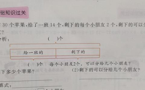 """二年级数学(下):巧用小括号,让合并""""综合算式"""",变送分题!"""