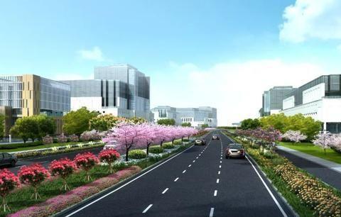 总投资13834.52万元,杭州富阳区将新增一处景观带!