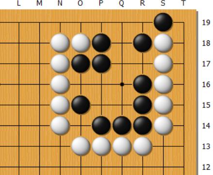 每日一题|黑先,黑棋做活的要点在哪里?