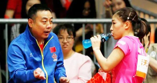 刘国梁敢不敢上孙颖莎、王曼昱?