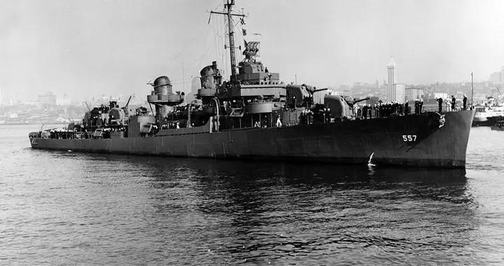 海洋最深沉船身份确认,比泰坦尼克还深近一倍,堪称二战英雄船