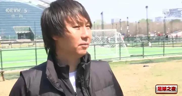 《足球之夜》专访李铁:希望多给我点时间改变国足,将来期待去英超执教