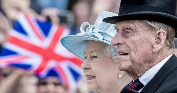 英国菲利普亲王去世,查尔斯王子、安妮公主等子辈王室成员哀悼