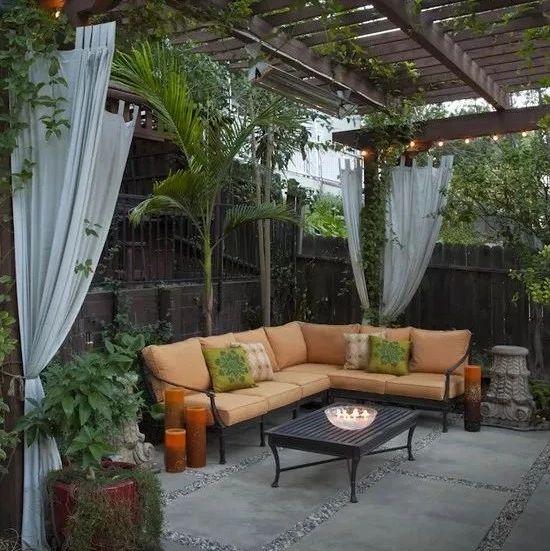 庭院,一半是家,一半是风景