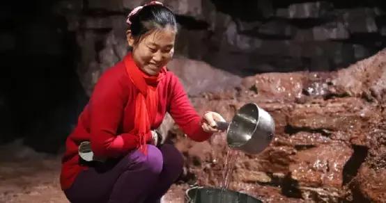 河北井陉:千年古泉响叮咚