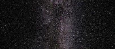 天文学家发现一个隐秘的银河系结构,在黑暗的虚空中显现