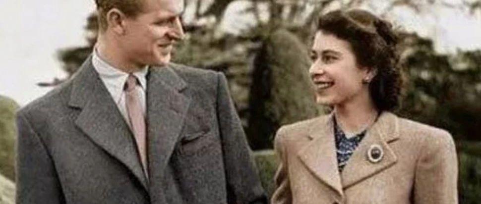 英国女王的婚姻没有童话,只有入赘、出轨、隐忍……